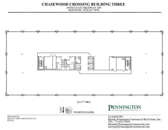 Chasewood Crossing 19350 : Fourth Floor